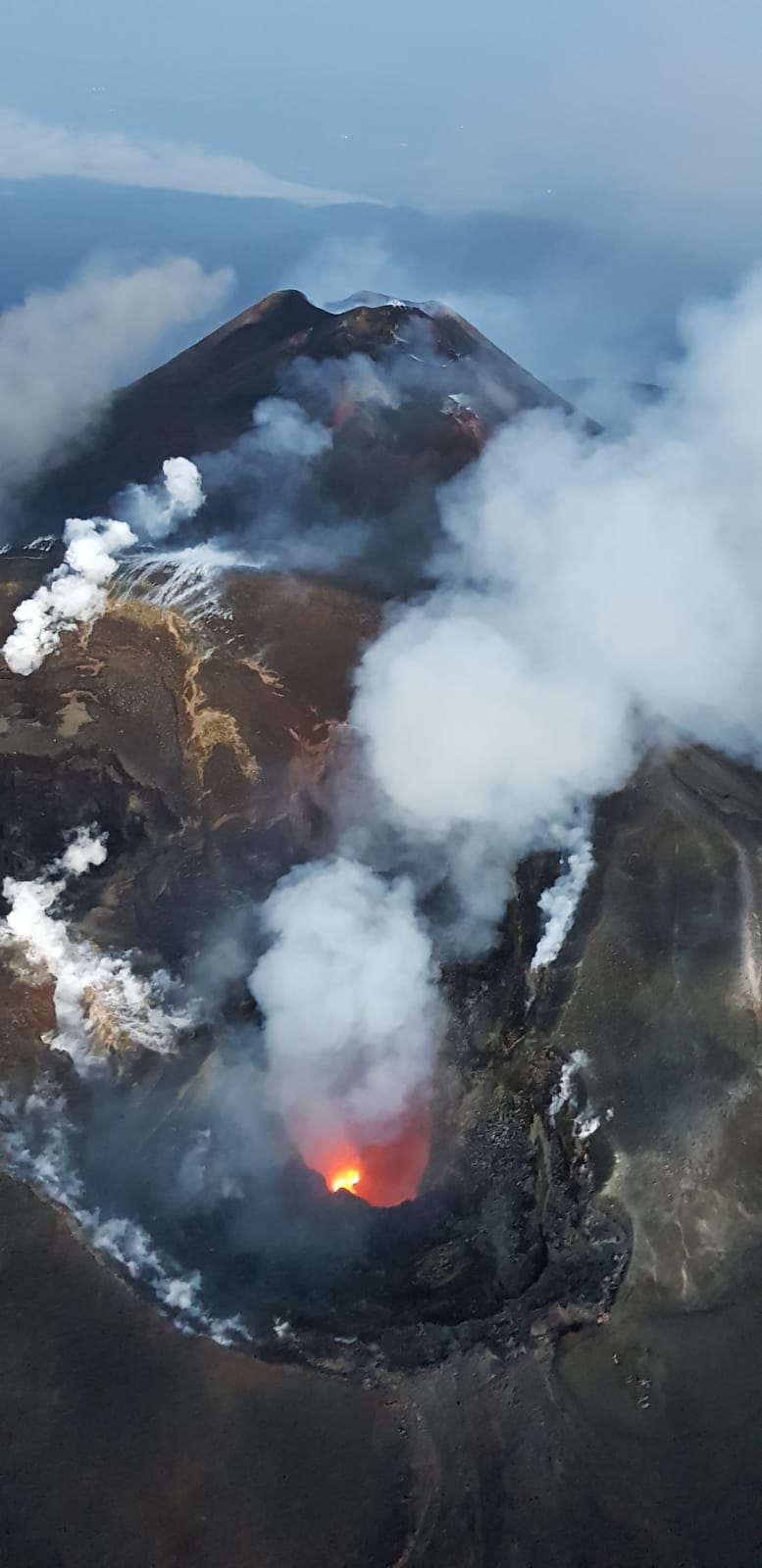 Adrenaline Rush etna volcano live vulcano lava fun fly view height smokin
